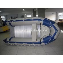 CE-China Schlauchboot 3,6 m Ruderboot Schlauchboot Aluminium Boden pvc