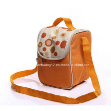 PP Non Woven Cooler Lunch Bag with Handle Opg089
