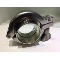 Sanitär Edelstahl 304 316L Tri Clamp Rohrschelle für Molkereiprodukte