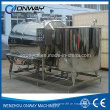 Edelstahl CIP Reinigungssystem Alkali Reinigungsmaschine für die Reinigung in Ort Industrial Washing System Preis