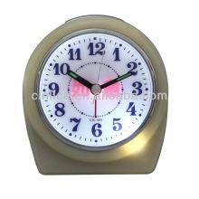 Horloge à quartz d'alarme CK-602