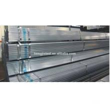 Galvanized square steel pipe (Q195 Q215 Q235 Q345)