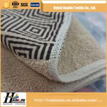 Alibaba China fornecedor impresso personalizado algodão toalha