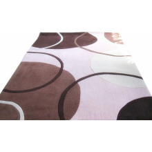 Hand Made Acrylic Hand Tufted Carpet for Living Hotel Room