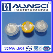 Самое лучшее-продажа 13мм Шприцевые фильтры Гидрофильной PTFE 0.22 мкм Размер пор