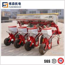 4-Rows Pneumatic Corn Seeder with Fertilizer