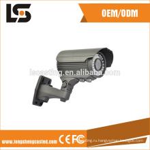 алюминиевый корпус для камеры CCTV изготовления заливки формы