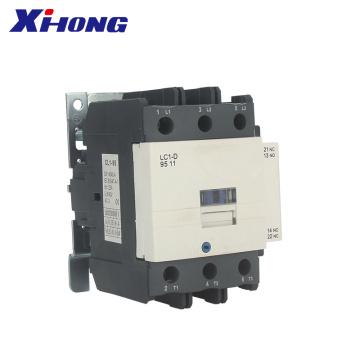 LC1D95 Copper Wire Copper Point AC Magnetic Contactors