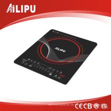 Hochwertiger Einzelplatten-Ultradünner Induktionsherd