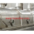 Pengeringan Granular Drying Machine-ZLG Getah Bed Pengering