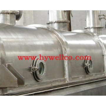 Granular Drying Machine - ZLG Getaran Fluid Bed Dryer