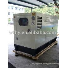 Ensemble générateur insonorisant 200KW alimenté par Styer Engine