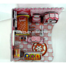 DIY educational toy 3D puzzle handmade for kids