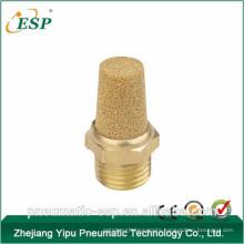 yuyao ESP brass material pneumatic muffler