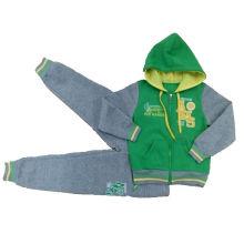 Niño Fleece Suits Chándal de algodón para niño