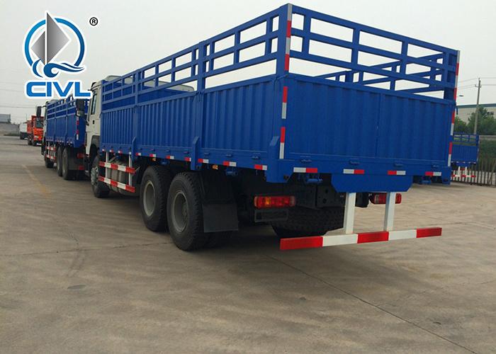6x4 Heavy Cargo Truck 6