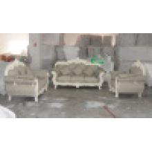 Sofá clássico / sala de estar sofá / sofá set (d929g)