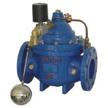 Поплавковый клапан с электромагнитным дистанционным управлением (GL106X)