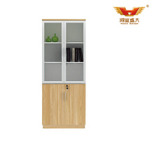 China Furniture Supplier Wooden Office Filing Cabinet (H85-0681&H85-0682)