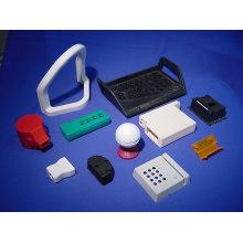 Kundenspezifische bunte Qualität ABS Plastikteil