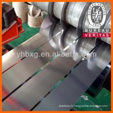 Bande d'acier inoxydable 316L de qualité supérieure avec le bon prix