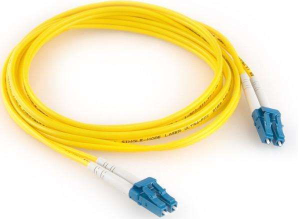 LC-LC SM duplex patch cable