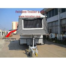 Жесткий пол автофургоне трейлер FS-HFC12