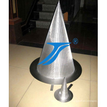 Perforated Stainless Steel Wire Mesh Disc Filter
