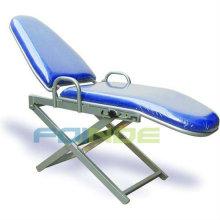Chaise dentaire portative (modèle: FNP30 (couleur bleue)) (homologué CE) - MODÈLE CHAUD