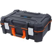 Heavy Duty Electronics Plastic Tactix Rolling Tool Box