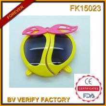 Cartoon-Pfirsich-Form-Sonnenbrillen für Kinder (FK15023)
