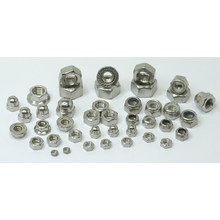 Various Kinds of High Quality Hex Nuts