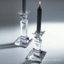 Fashion Crystal Candelabra Wedding Candlestick Decoration, Candle Holder (JDNE-125)
