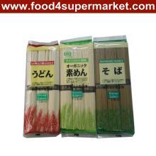 Alimentos saludables orgánicos Somen Noodle