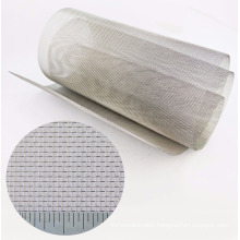 Ultra wide 40 mesh 904L stainless steel wire mesh screen