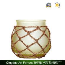 Lampe de boule de boule de verre ronde pour décoration de maison