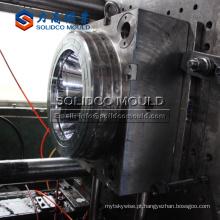 China Mais recente melhor venda e baixo preço experiente balde redondo com molde de injeção de metal perna