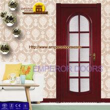 Wood Veneer Painting Door