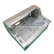 Plastic injection molding for printer housing