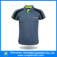 Clothing Manufacturers Custom Fashion Polo Shirts with Logo