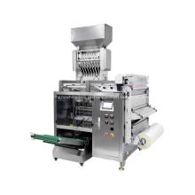 Máquina de embalagem automática de sachê granulado de várias pistas