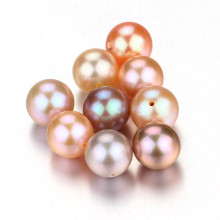 Snh 8-8.5mm AAA Best Grade Peach Color Loose Pearls