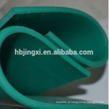 Chapa macia de PVC com resistência à erosão