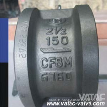 API594 Stainless Steel Dual Plate Wafer Check Valve