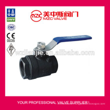 WCB Carbon Steel 2PC Ball Valves