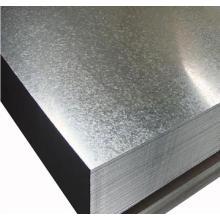 Feuille d'acier galvanisé au zinc