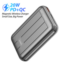 Remax Join Us RPP-230 20W Powerbank Magnetic Wireless C Pd Qc fast Power Bank 5000Mah