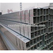 hot dipped gal square steel pipe/tube