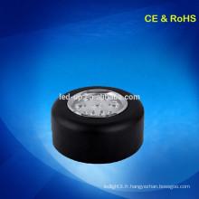 Vente en gros Surface Mount 7W LED ronde LED de plafond IP44