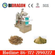 Especiarias de baixa temperatura em aço inoxidável com cominho em pó